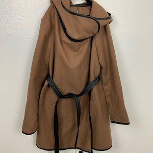 Tan Coat jacket